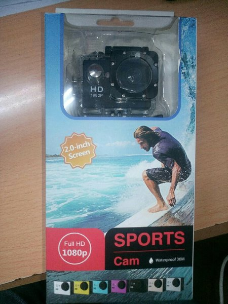 Used 1080 SPORTS CAM + WATERPROOF in Dubai, UAE
