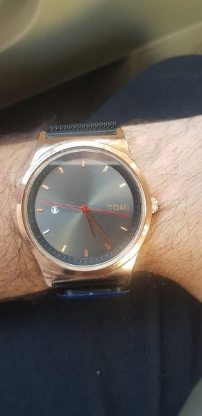 Used Watch TOMI  magnetic in Dubai, UAE