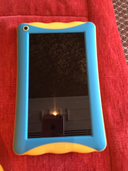 Used Tablet for kid with parent lock in Dubai, UAE