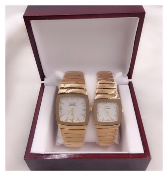 Used Rado Couple watches in Dubai, UAE