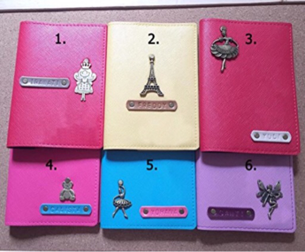 Used Personalized Passport Cover in Dubai, UAE