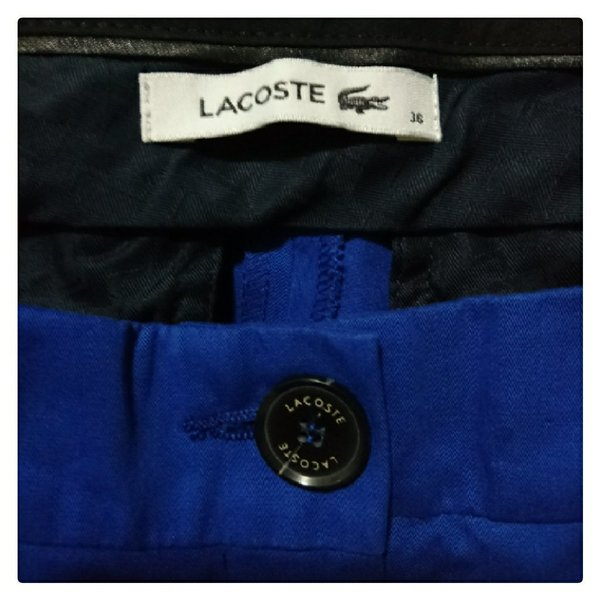 Used Original LACOSTE Ladies' Trousers in Dubai, UAE