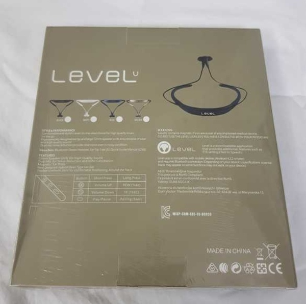 Used Level U Bluetooth in Dubai, UAE