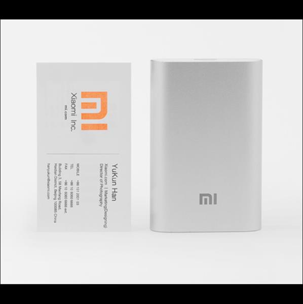 Used New Mi Powerbank(10000mAh SILVER)  in Dubai, UAE