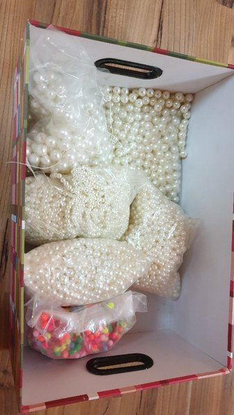 Used beads for decoration  wrapping💥SALE💥 in Dubai, UAE