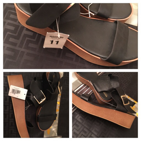 Used Mossimo sandal size 11 in Dubai, UAE