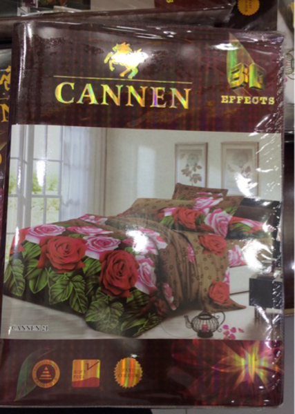 Used Bed sheet floral in Dubai, UAE