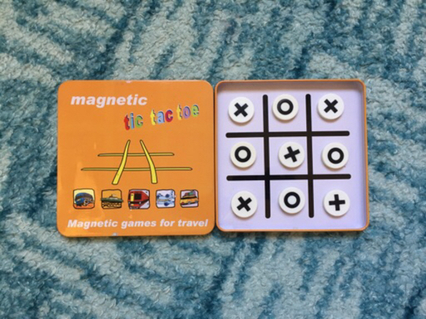 Used Magnetic Tic Tac Toe in Dubai, UAE