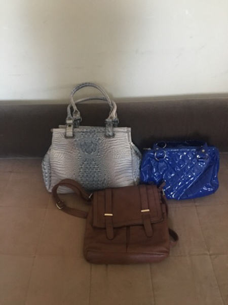 Used Buy 1 get 2 free Bags in Dubai, UAE