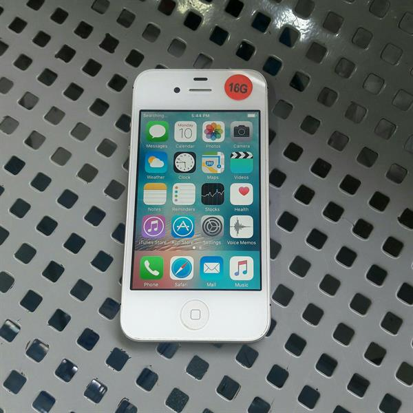 Apple iPhone 4s 16GB White (Used Mobile)
