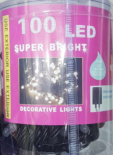 Used Christmas LED Decorative Lights × 3 Bo in Dubai, UAE