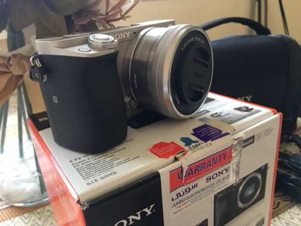 Sony A6000 , Brand new never used