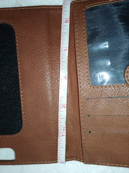 Used Purse cover for keep mobile cards money in Dubai, UAE