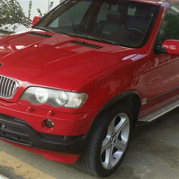 Used BMW X5 هامان in Dubai, UAE