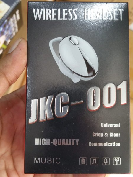Used Bluetooth headphones (JKC-001) in Dubai, UAE