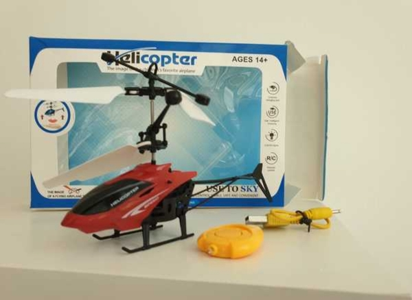 Used New remote control helicopter toy in Dubai, UAE