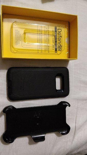 Used OtterBox Defender for Samsung Galaxy S8 in Dubai, UAE