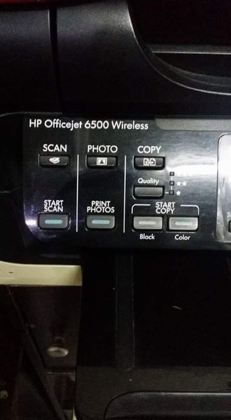 Used HP Officejet 6500 printer @ low cost !!! in Dubai, UAE