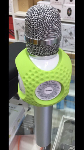 Used Bluetooth Karaoke Mic in Dubai, UAE