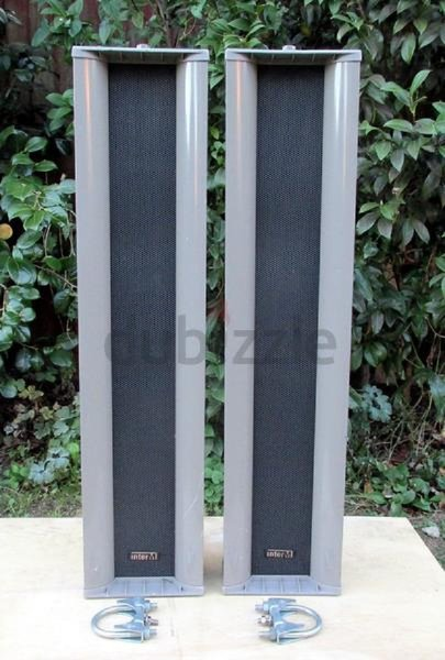 Used Inter-M CS-840 Column Speakers in Dubai, UAE