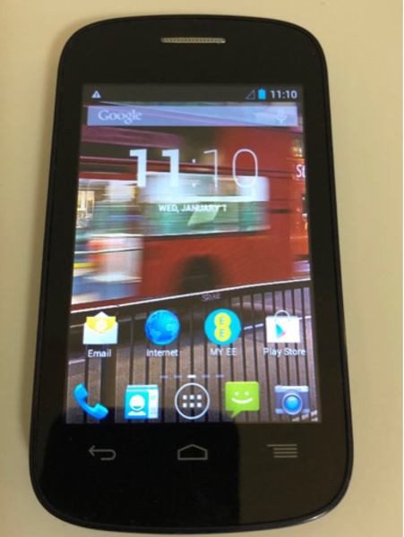 Alcatel Onetouch Mobile Phone