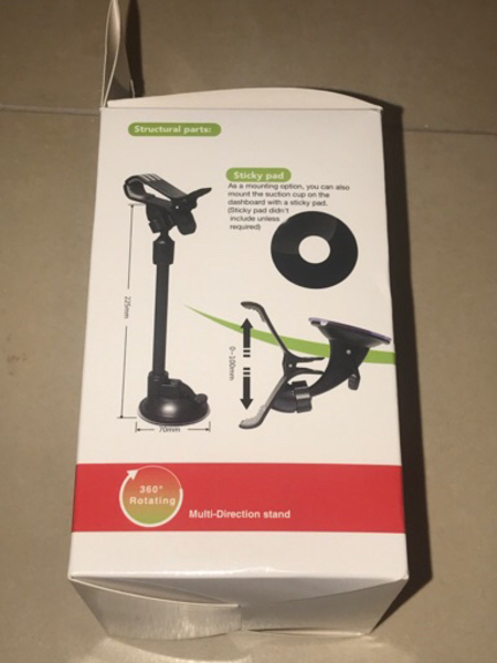 Used Universal Flexible mobile stand for cars in Dubai, UAE