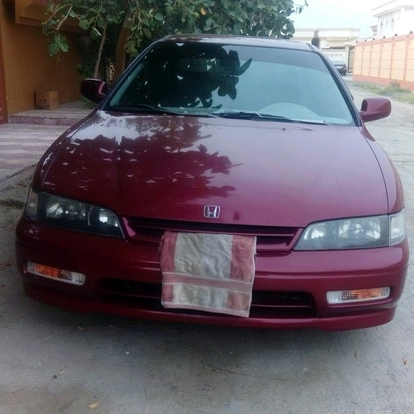 Used Honda Accord 1994 In Good Condition Import From Japan It Has 2.5 L Engine And 4 cylinder  in Dubai, UAE
