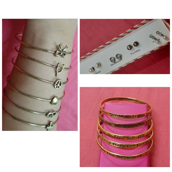 Used Jewellery items for her ! in Dubai, UAE
