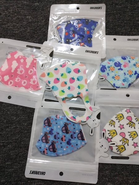Used Mask for kids (6 pcs )# in Dubai, UAE