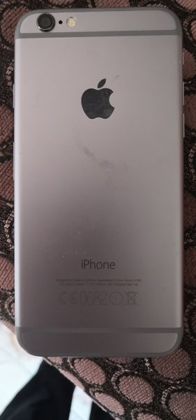 Used Iphone 6 no battery inside working or no in Dubai, UAE