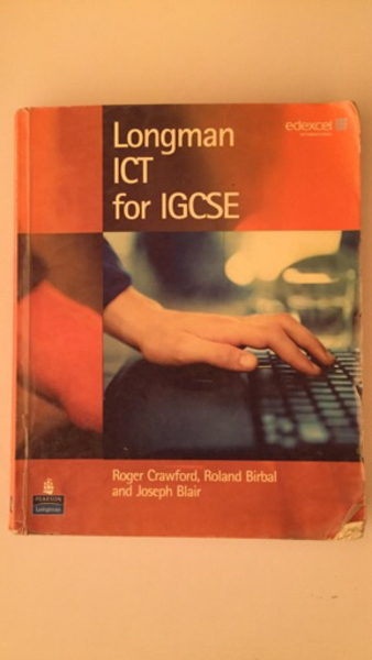 Used Longman ICT for IGCSE in Dubai, UAE