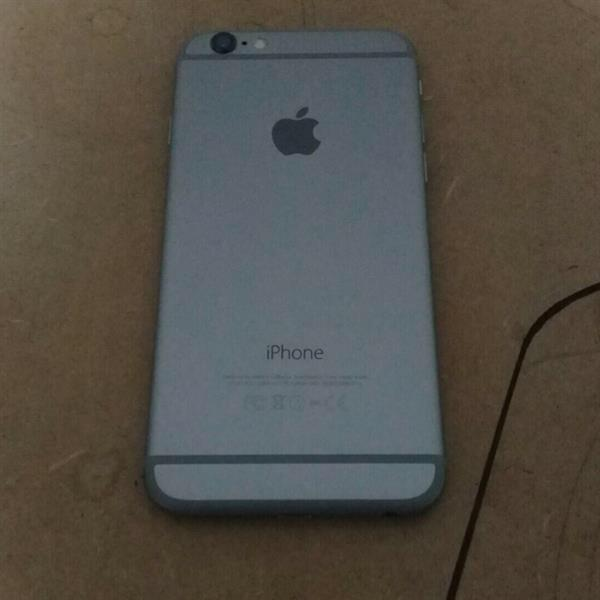 Iphone 6 64 Gb Space Gray For Sale