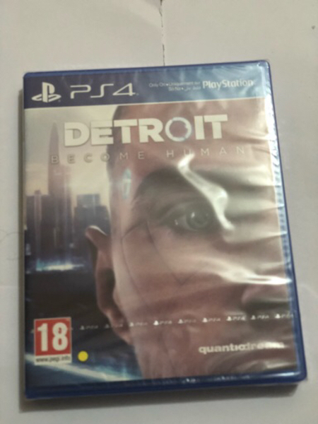 Used Ps4 detroit become human in Dubai, UAE