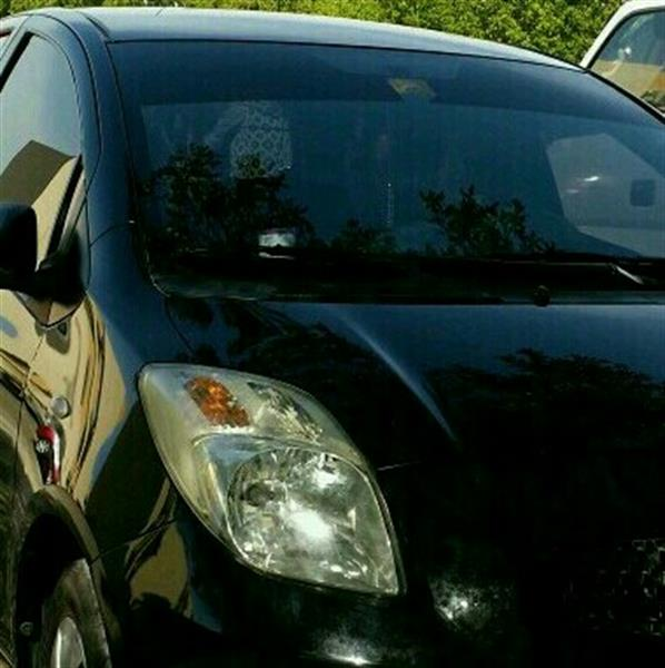 Used Toyota Yaris HB Full Automatic 2008 123k  Pls Contact 0555340877 in Dubai, UAE
