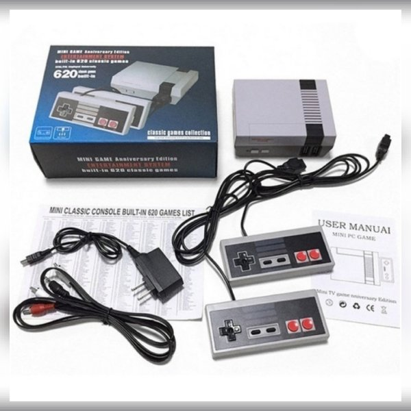 Used New mini game console, old is gold games in Dubai, UAE