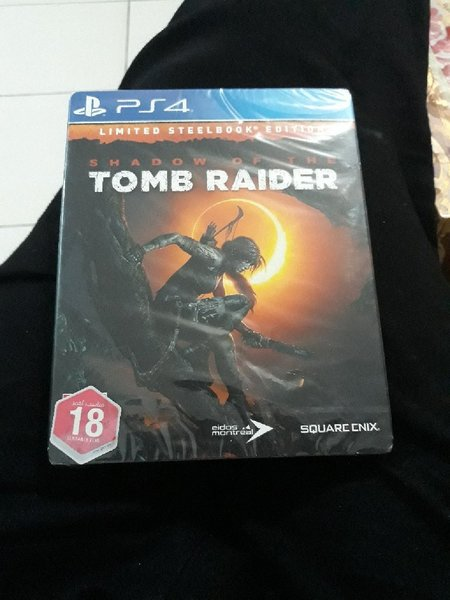 Used Tomb Raider Dvd in Dubai, UAE