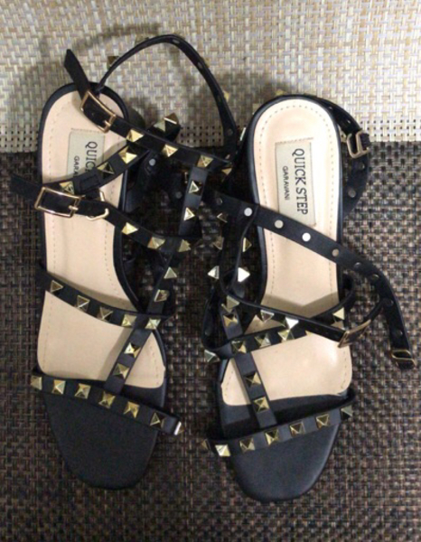 Used sandals size 36 37 38 39 40  in Dubai, UAE