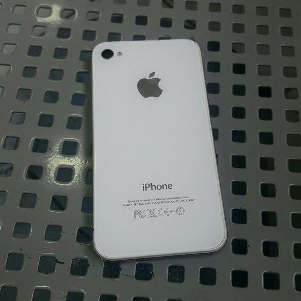 Used Apple iPhone 4s 16GB White (Used Mobile) in Dubai, UAE