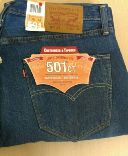 Used Original Levi's Pants in Dubai, UAE