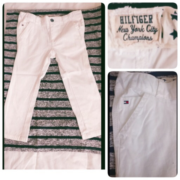 Used TOMMY HILFIGER JEANS SIZE 5 in Dubai, UAE