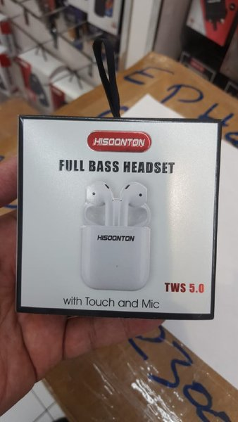 Used hisoonton full bass headset TWS 5.0 in Dubai, UAE