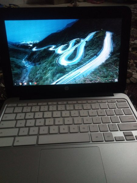 Used Hp Croombook in Dubai, UAE