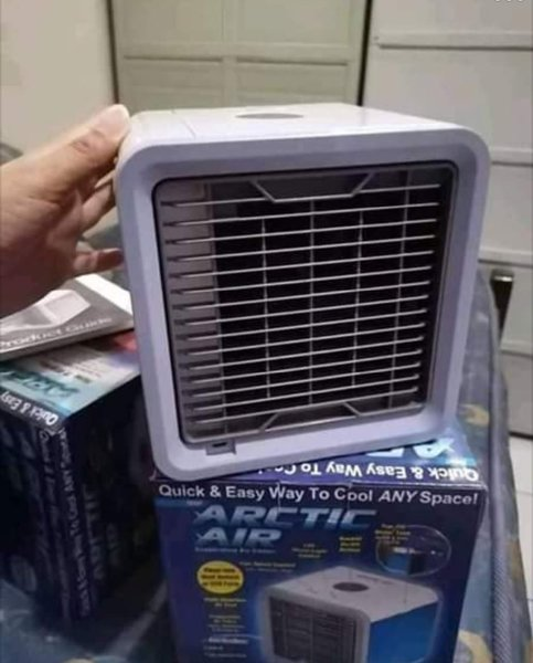 Used ARCTIC AIR COOLER 💤💤GRAB Now in Dubai, UAE