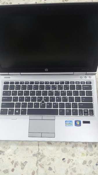 Used hp elite book 2570p in Dubai, UAE