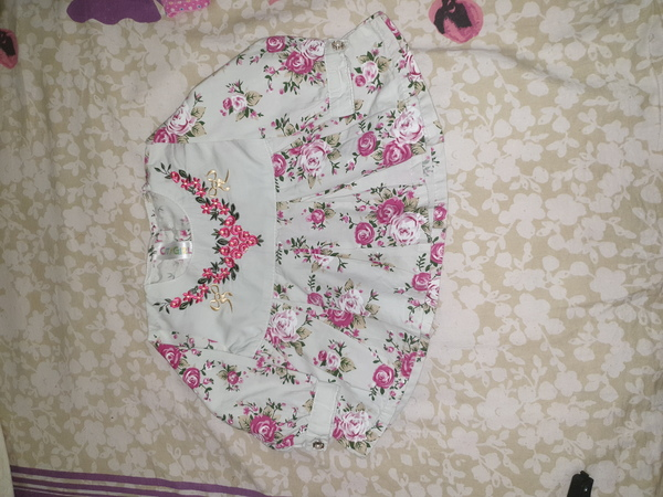Used Embroidered baby dress in Dubai, UAE