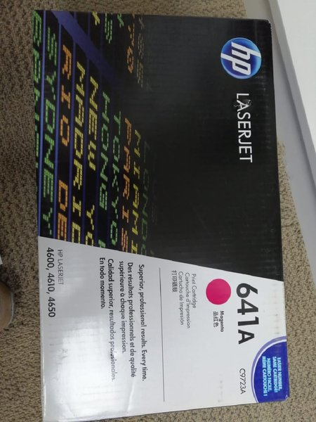 Used Laser Jett hp 641A in Dubai, UAE