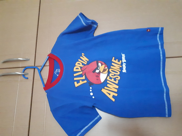 Used T-shirt boys New size 8 -10 in Dubai, UAE