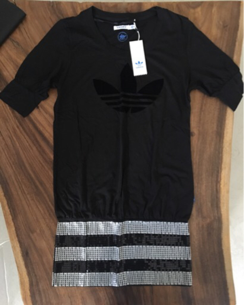 Used Brand new ADIDAS sequin dress  in Dubai, UAE