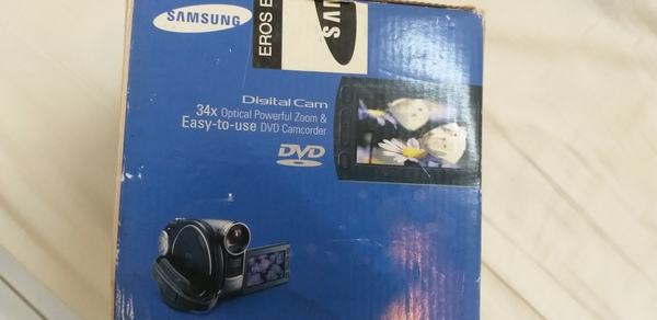 Used Samsung video camera in Dubai, UAE