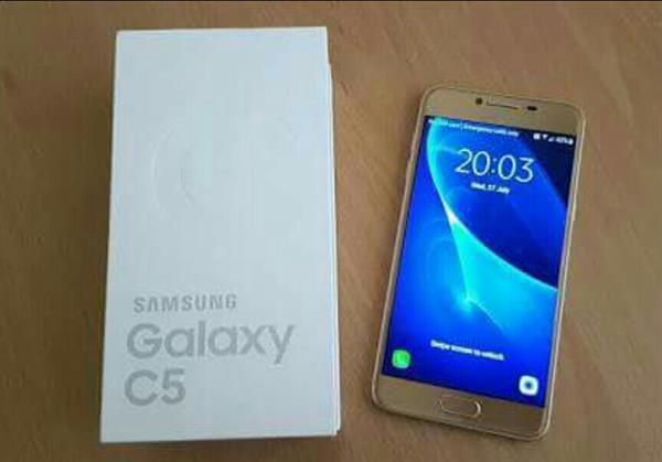 Used Only 2 Month Used C5 Gold 32 Gb Taiwan Version in Dubai, UAE